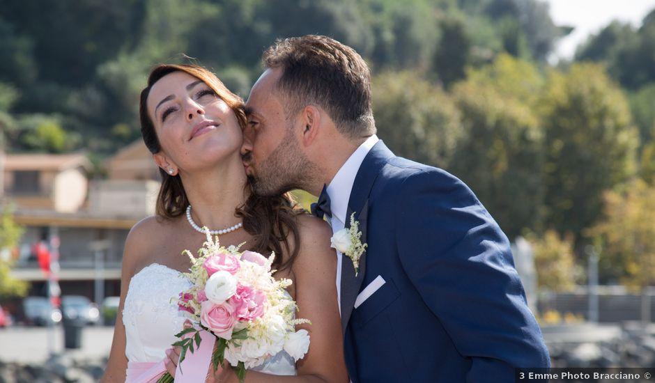 Il matrimonio di Francesco e Pamela a Roma, Roma