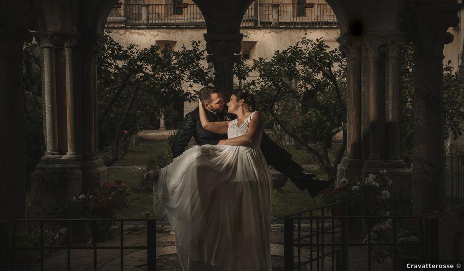 Il matrimonio di Pierluca e Luisamaria a Priverno, Latina