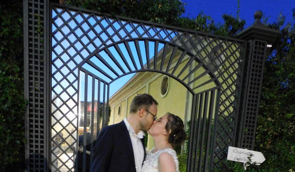 Il matrimonio di Giulio e Greta a Rovellasca, Como