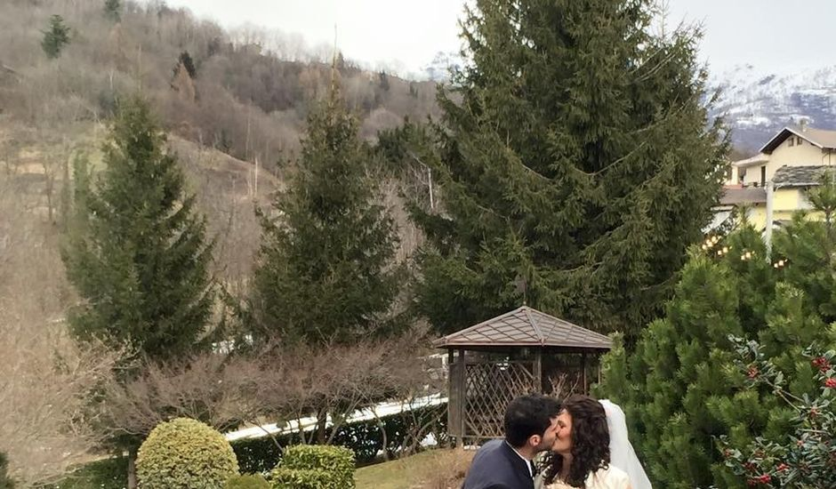 Il matrimonio di Claudia e Alessandro a Lanzo Torinese, Torino