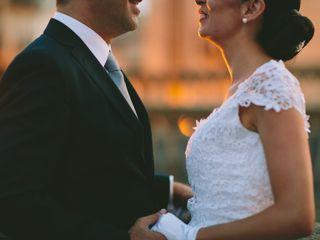 Le nozze di Renè e Pino