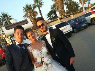 Le nozze di Sharon Caramanna  e John messana  3