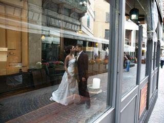 Le nozze di Alessia e Mikhail