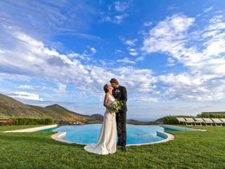Le nozze di Paulina e Jon