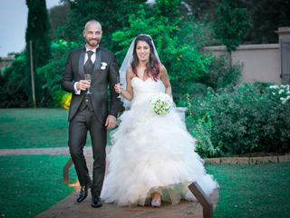 Le nozze di Eva e Luigi 1