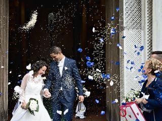 Le nozze di Alessandra e Willy