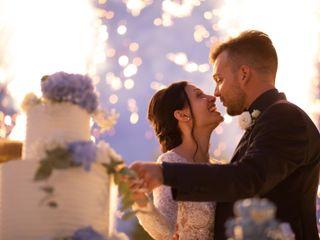 Le nozze di Niki e Martina