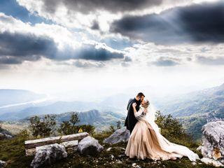 Le nozze di Giulia e Boris
