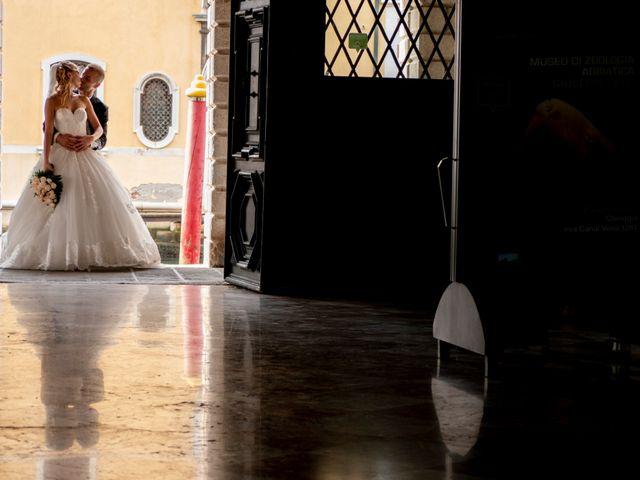 Il matrimonio di Gloria e Nicola a Chioggia, Venezia 11