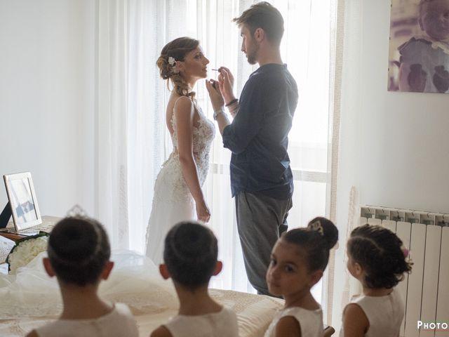Il matrimonio di Giuseppe  e Antonella  a Reggio di Calabria, Reggio Calabria 2