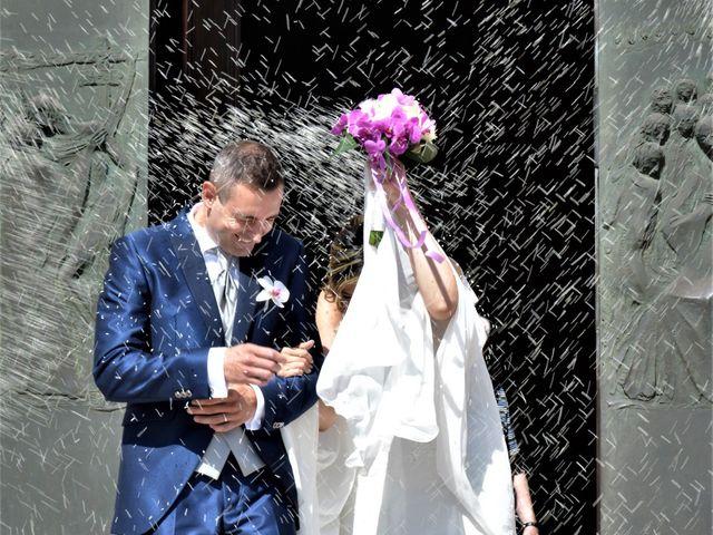 Il matrimonio di Stefano e Alessandra a Parabiago, Milano 12
