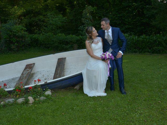 Il matrimonio di Stefano e Alessandra a Parabiago, Milano 15
