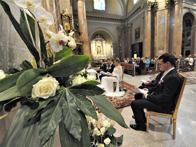 Il matrimonio di Stefano e Alessandra a Parabiago, Milano 20