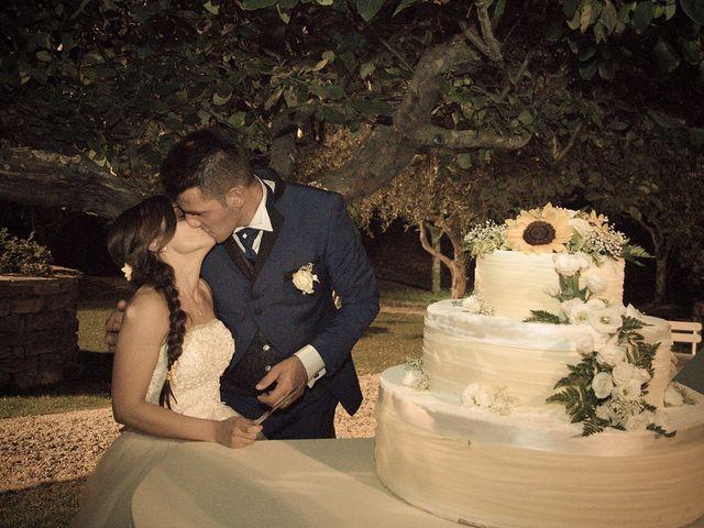 Le nozze di Federica e Cosimo