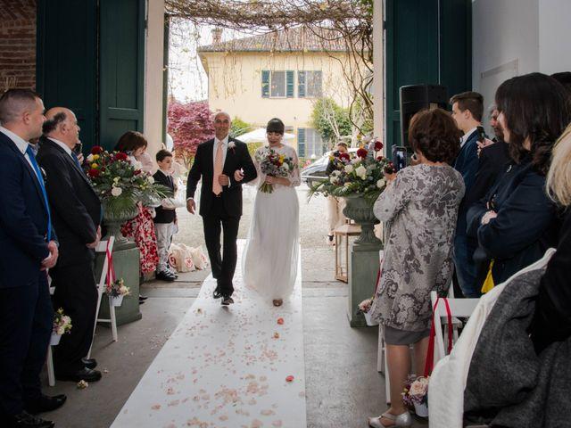 Il matrimonio di Matteo e Federica a Cassinetta di Lugagnano, Milano 30