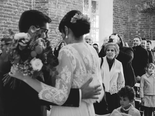 Il matrimonio di Matteo e Federica a Cassinetta di Lugagnano, Milano 31