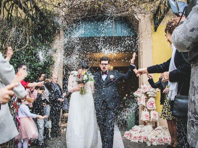 Il matrimonio di Matteo e Federica a Cassinetta di Lugagnano, Milano 39