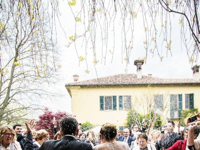 Il matrimonio di Matteo e Federica a Cassinetta di Lugagnano, Milano 40