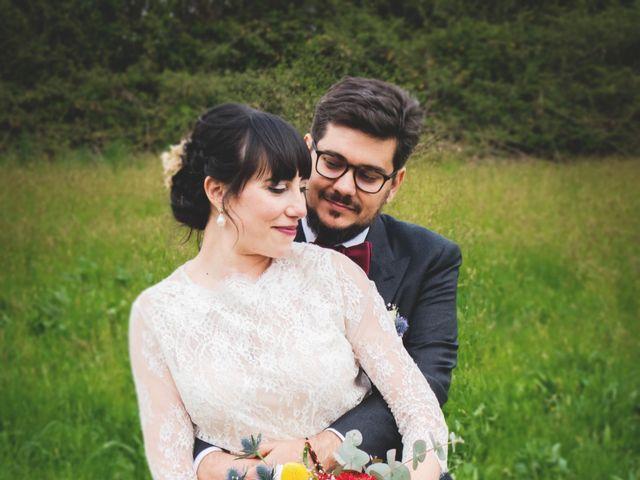 Il matrimonio di Matteo e Federica a Cassinetta di Lugagnano, Milano 42