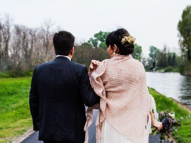 Il matrimonio di Matteo e Federica a Cassinetta di Lugagnano, Milano 43