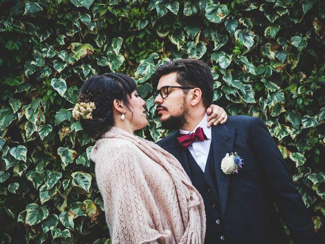 Il matrimonio di Matteo e Federica a Cassinetta di Lugagnano, Milano 45