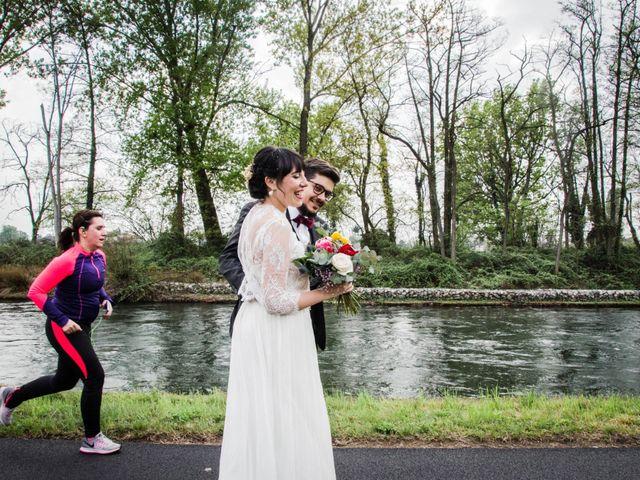 Il matrimonio di Matteo e Federica a Cassinetta di Lugagnano, Milano 52