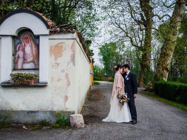 Il matrimonio di Matteo e Federica a Cassinetta di Lugagnano, Milano 54