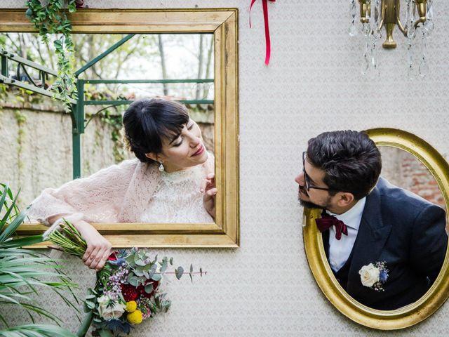 Il matrimonio di Matteo e Federica a Cassinetta di Lugagnano, Milano 58