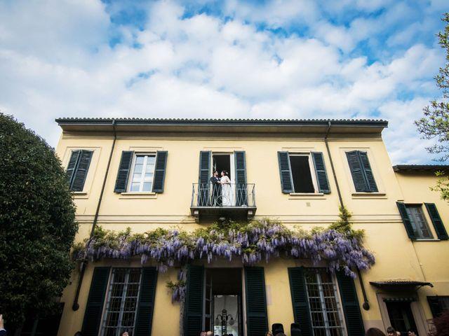 Il matrimonio di Matteo e Federica a Cassinetta di Lugagnano, Milano 59