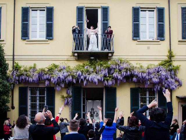 Il matrimonio di Matteo e Federica a Cassinetta di Lugagnano, Milano 60