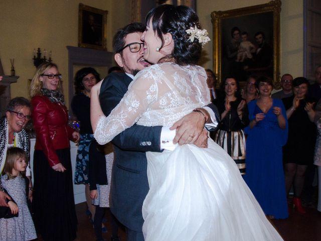 Il matrimonio di Matteo e Federica a Cassinetta di Lugagnano, Milano 62