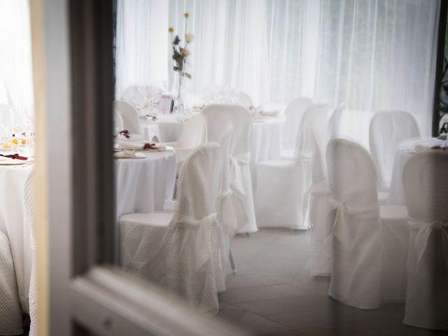 Il matrimonio di Matteo e Federica a Cassinetta di Lugagnano, Milano 67