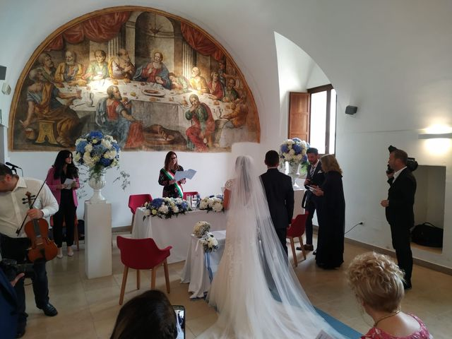 Il matrimonio di Luca  e Tiziana  a Taranto, Taranto 4