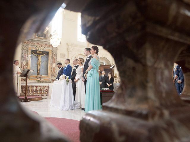 Il matrimonio di Andrea e Cinzia a Gravina in Puglia, Bari 12