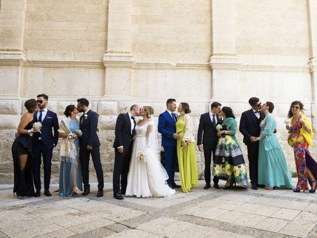 Il matrimonio di Andrea e Cinzia a Gravina in Puglia, Bari 17