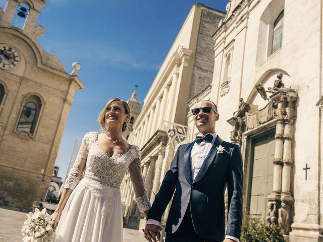 Il matrimonio di Andrea e Cinzia a Gravina in Puglia, Bari 18