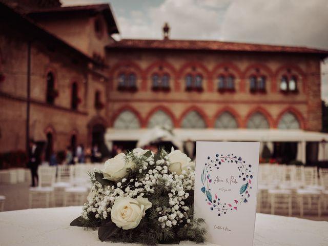 Il matrimonio di Paolo e Alice a Filago, Bergamo 27