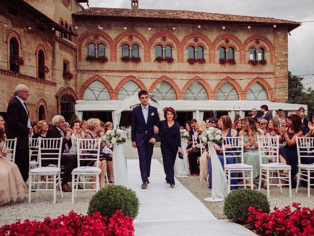 Il matrimonio di Paolo e Alice a Filago, Bergamo 29