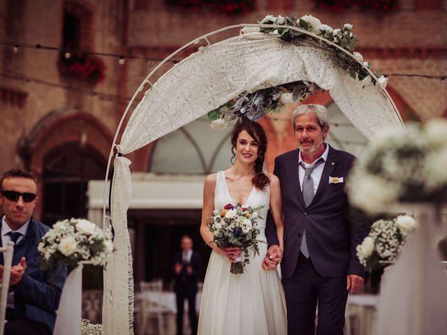 Il matrimonio di Paolo e Alice a Filago, Bergamo 33