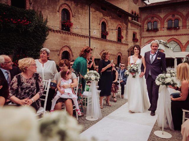 Il matrimonio di Paolo e Alice a Filago, Bergamo 35