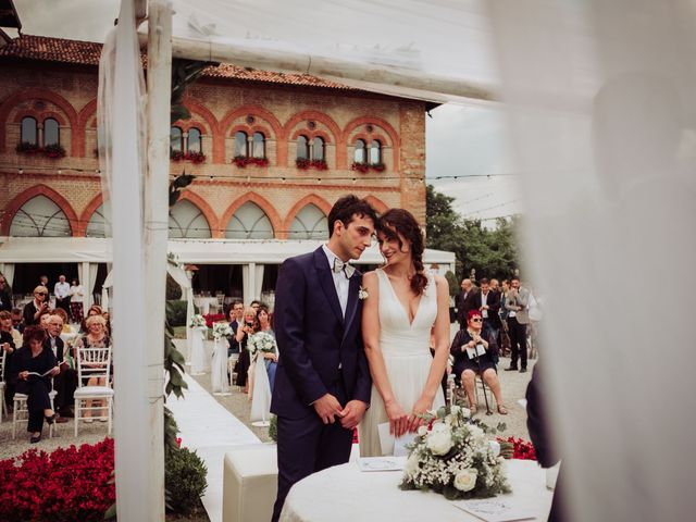 Il matrimonio di Paolo e Alice a Filago, Bergamo 38