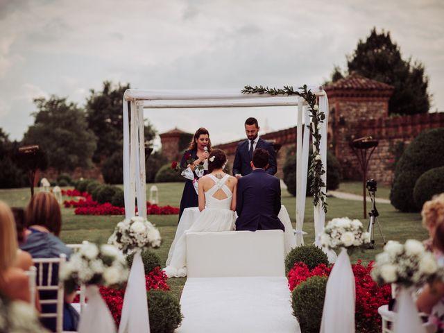 Il matrimonio di Paolo e Alice a Filago, Bergamo 42