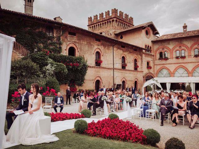 Il matrimonio di Paolo e Alice a Filago, Bergamo 46