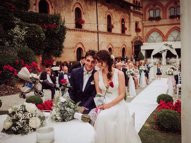 Il matrimonio di Paolo e Alice a Filago, Bergamo 51