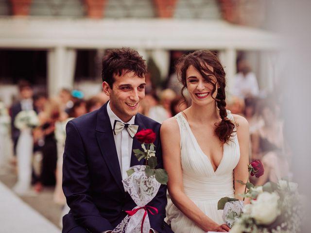 Il matrimonio di Paolo e Alice a Filago, Bergamo 53