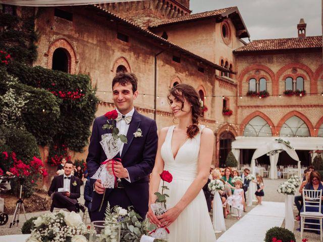 Il matrimonio di Paolo e Alice a Filago, Bergamo 54