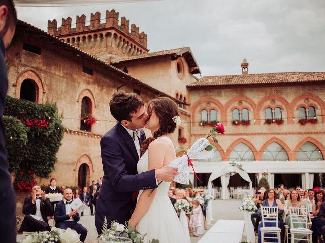 Il matrimonio di Paolo e Alice a Filago, Bergamo 55