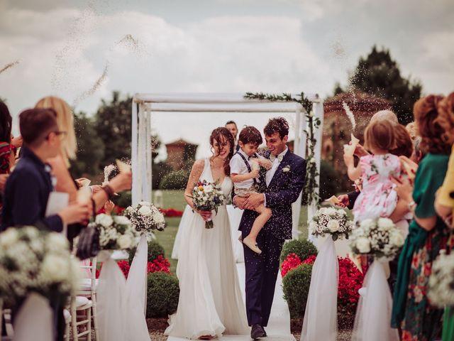 Il matrimonio di Paolo e Alice a Filago, Bergamo 56