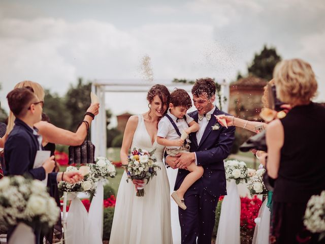 Il matrimonio di Paolo e Alice a Filago, Bergamo 58