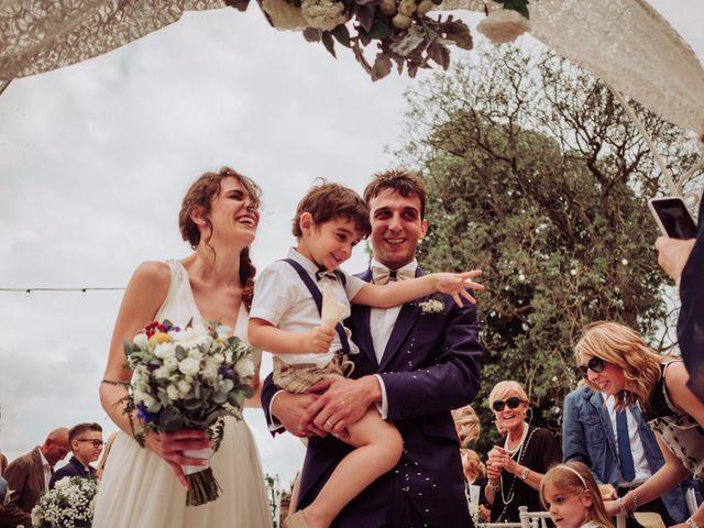 Il matrimonio di Paolo e Alice a Filago, Bergamo 61